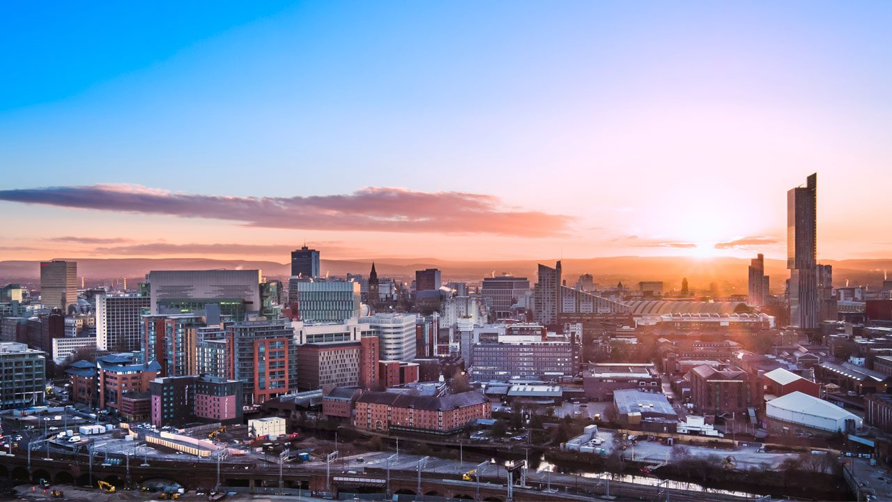 A weekend in Manchester | Talk UX