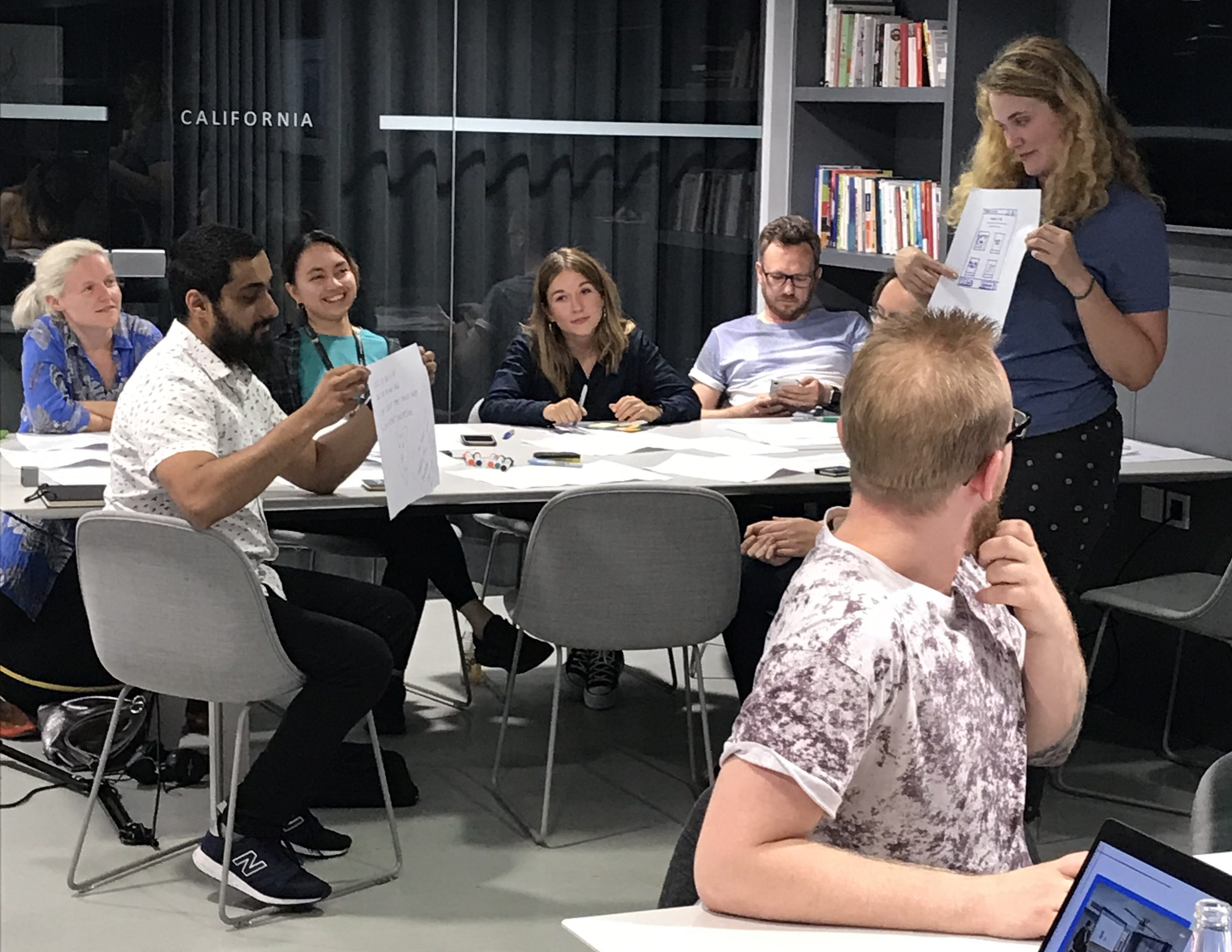 Event Review | Ladies that UX Manchester | Collaborative Ideation