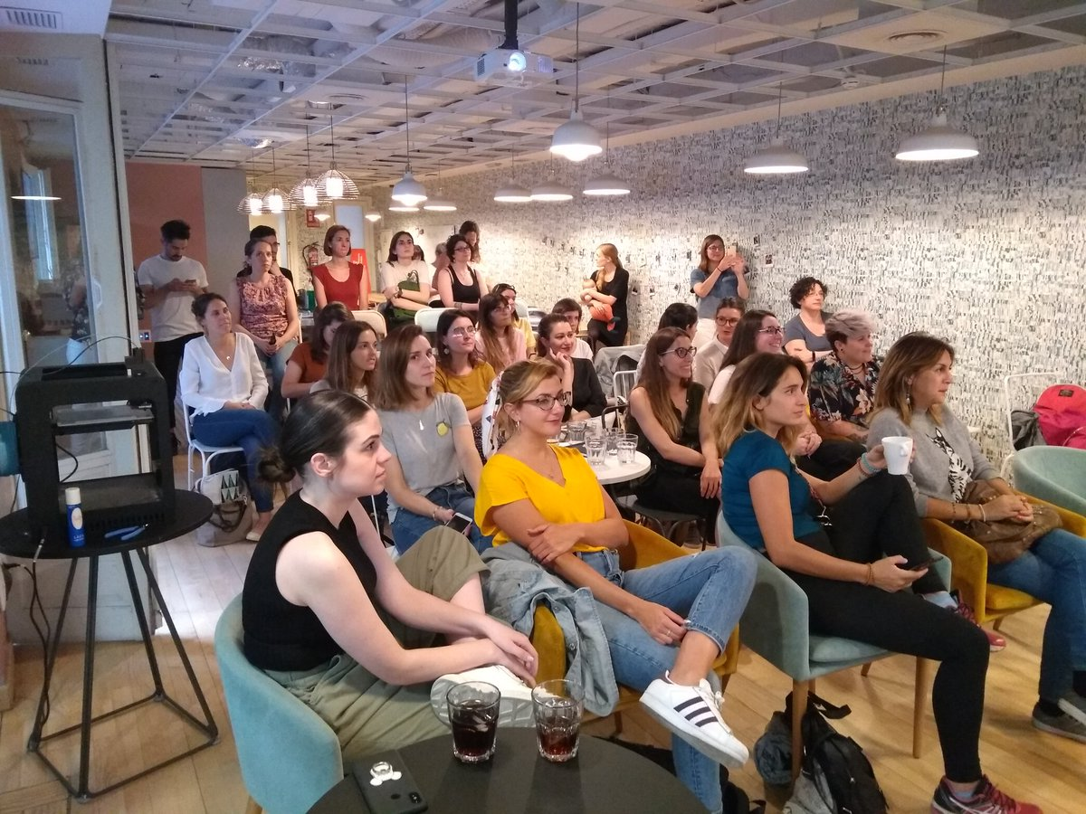 Interview | Gema Gutierrez | Ladies that UX Madrid